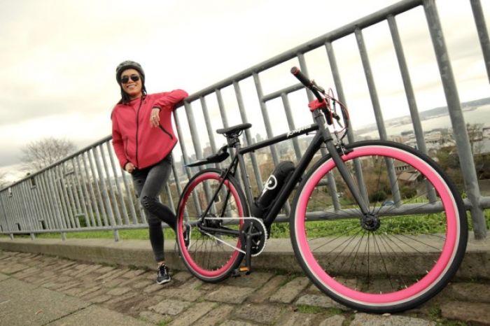 Propella Electric Bike busca financiación