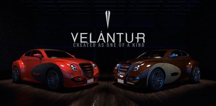 Velántur, new Spanish electric sportcar