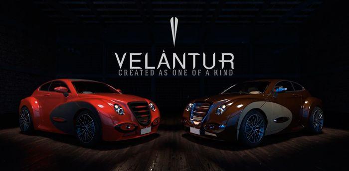 Velántur, el coche eléctrico español de lujo