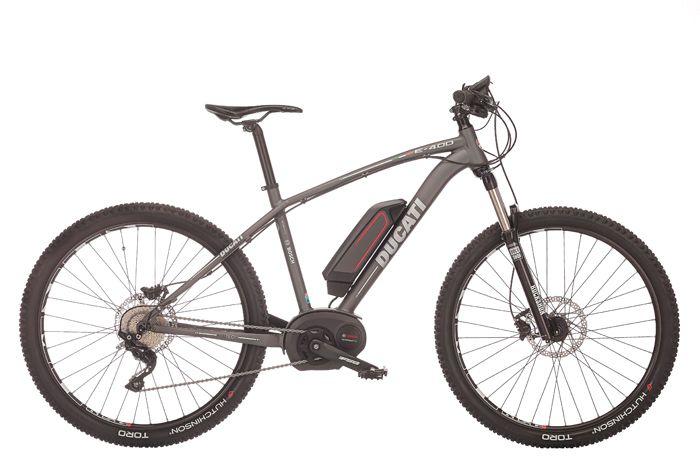 Ducati-Bianchi, Nueva gama de bicicletas eléctricas