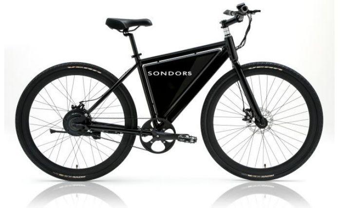SONDORS una bicicleta eléctrica por menos de 500$
