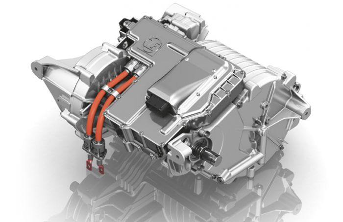ZF`s Electric Drive to enter volume production in 2018