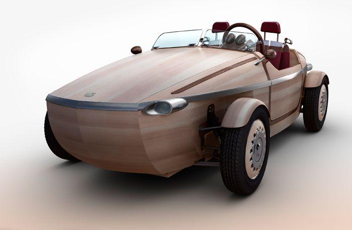 Toyota Setsuna eléctrico