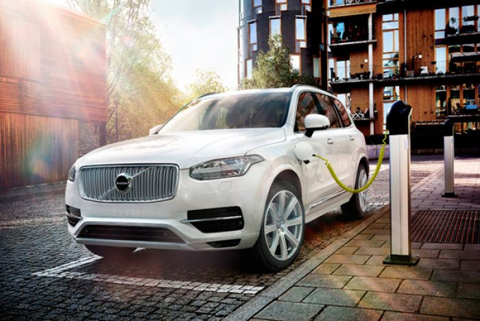 Volvo calls to standardise charging
