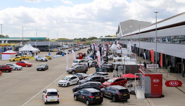Fleet Show 2016 at Silverstone in May