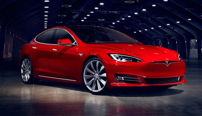 La nueva cara del Tesla S