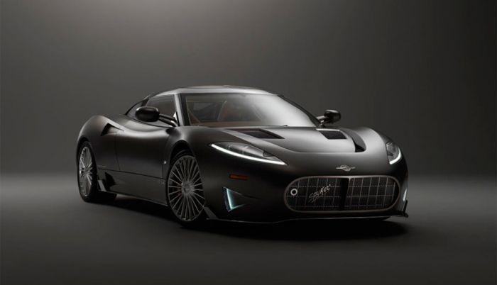 Spyker presentará vehículos eléctricos