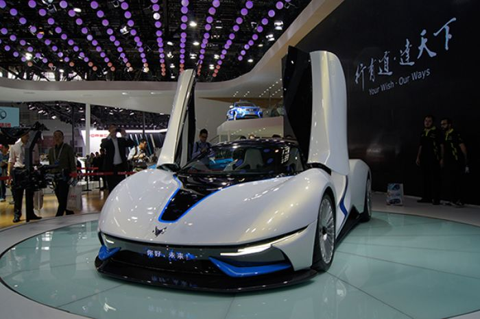 BAIC Arcfox-7, exciting chinese-spanish sportcar