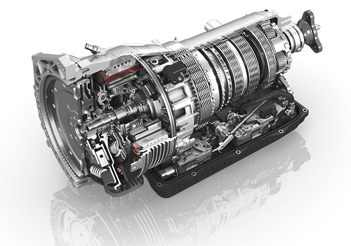 ZF Hybrid Transmission wins Automotive Innovations Award