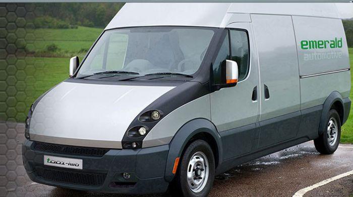 La furgoneta Emerald se producirá en EEUU e Inglaterra