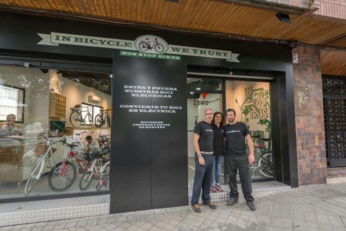 In Bicycle We Trust llega a Granada con una nueva tienda
