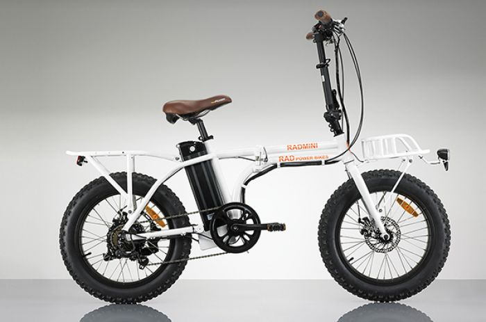 RadMini, folding electric fat bike