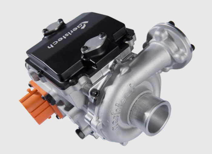 Fully electric turbochargers from Aeristech