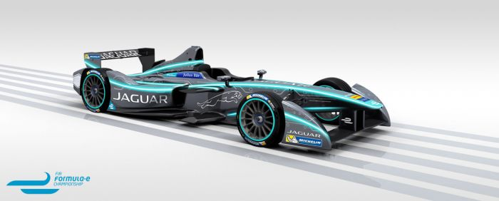 Jaguar returns to racing - in Formula E