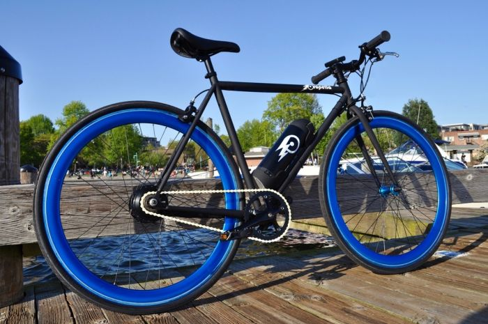 Propella Electric Bike 1.0 un exito de Crowdfunding