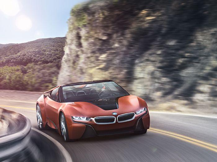 BMW, Intel y Mobileye se unen para llevar la Conducción Autónoma Plena a la calle en 2021