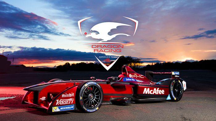 Faraday Future se asocia con Dragon Racing para la Fórmula E