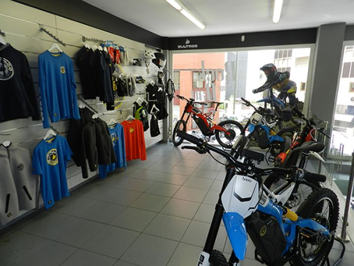 Bultaco en Madrid