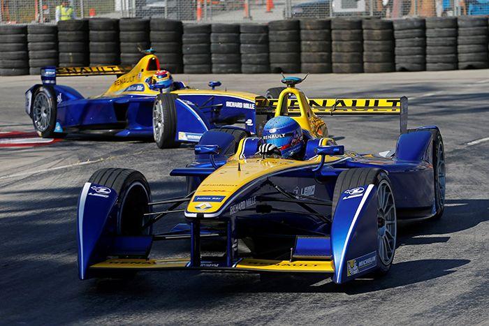 Novedades en la Fórmula E