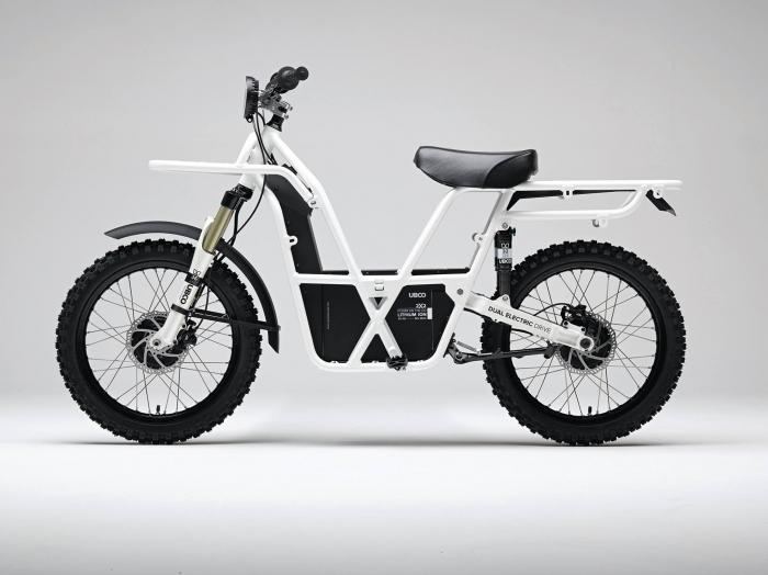 Ubco Bikes, ideal para el campo