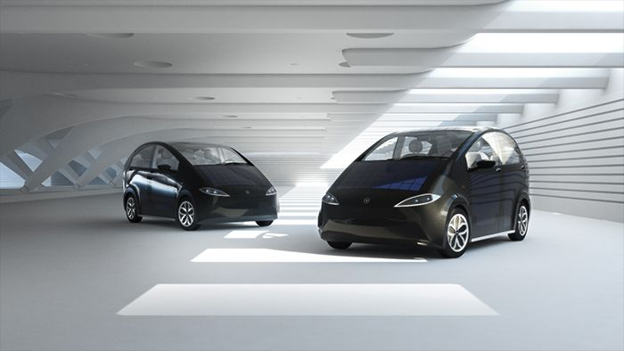 Sono Motors presents Solar Car Via Crowdfunding