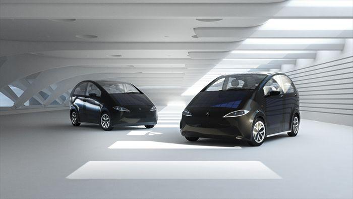 Sono Sion, coche electrosolar busca financiación por crowdfunding