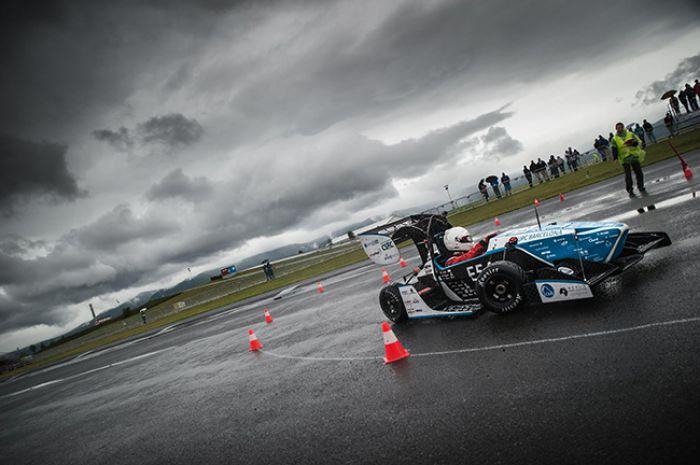 Victoria de ETSEIB Motorsport en la Fórmula Student