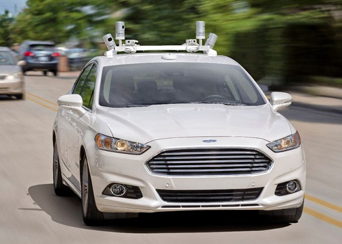 Ford Targets Fully Autonomous Vehicle