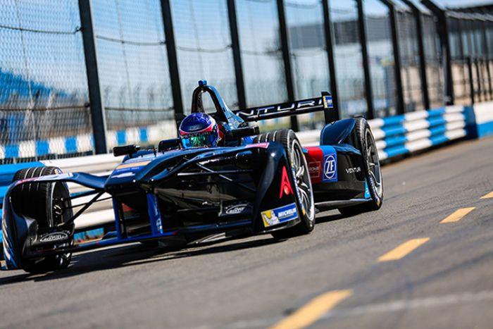 ZF and the Venturi Formula E Team