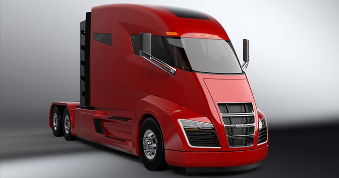 Nikola, the electric supertruck, will come very soon