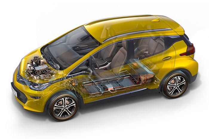 Opel/Vauxhall Ampera-e promises 400 km range