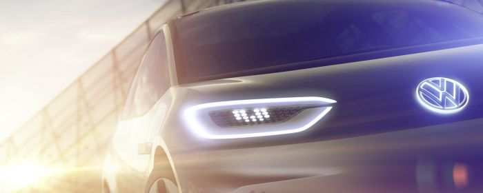Volkswagen presents an electric car for a new era