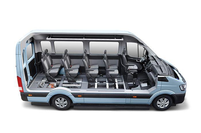 Hyundai presenta H350 Fuel Cell Concept