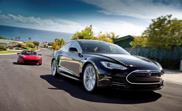Tesla prepara lanzamiento del modelo S