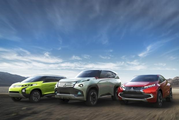 Mitsubishi: new concept cars at Tokyo Motor Show