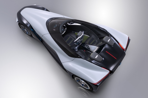 Nissan BladeGlider - peerless technology and exotic styling