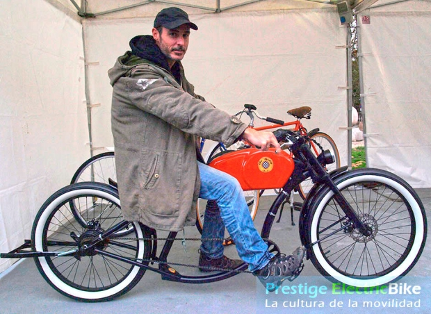 Oto Cycles, alta tecnología con toque retro