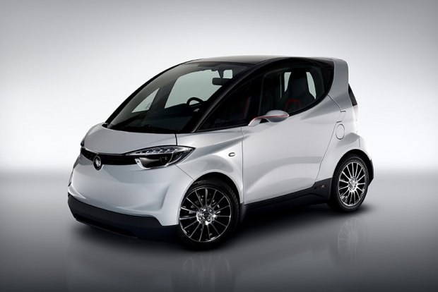 Yamaha MOTIV.e, electric and downsized