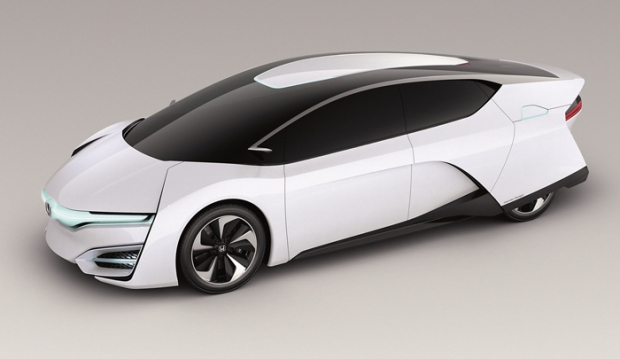Honda Concept de pila de combustible