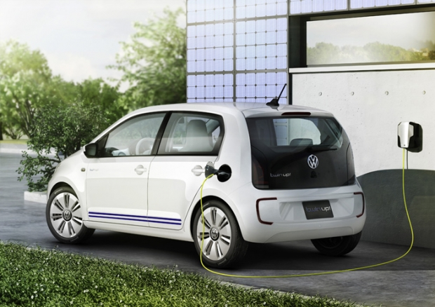 Volkswagen twin up! hybrid plug-in