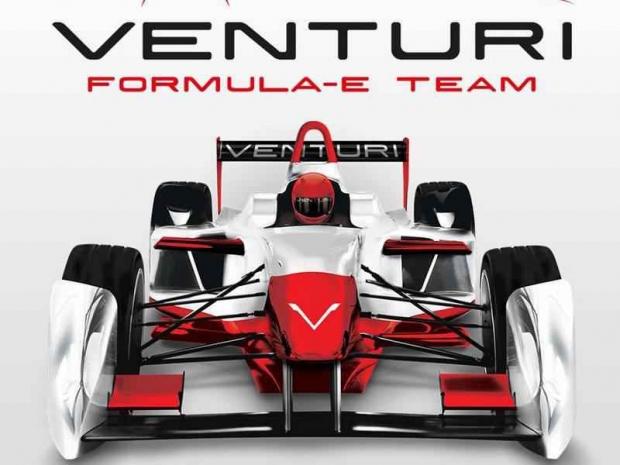 Venturi is one of the Formula E teams