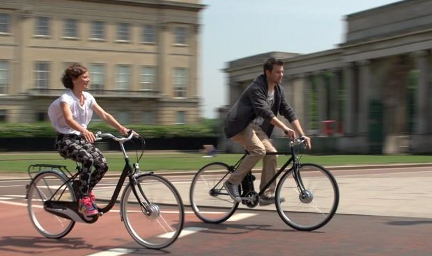 Momentum Electric - que todo el mundo tenga una bici eléctrica