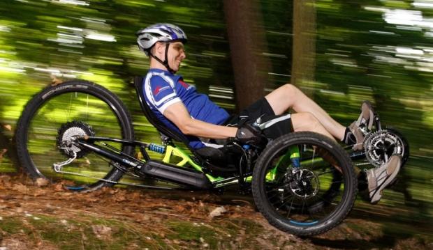 Scorpion FS Enduro Trike Pedelec