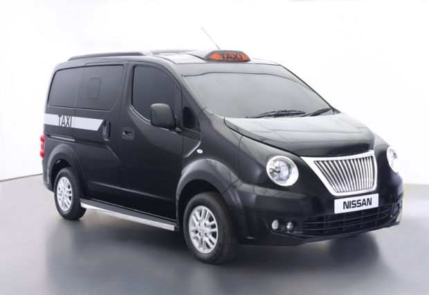 Nissan Taxi for London