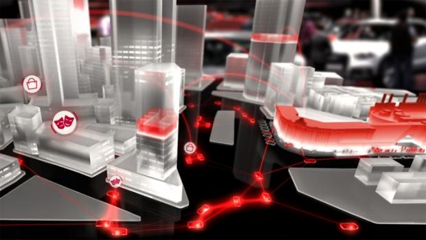 Audi y las ciudades del futuro
