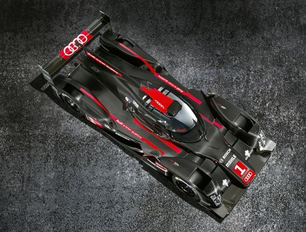 Audi a la vanguardia de la técnica