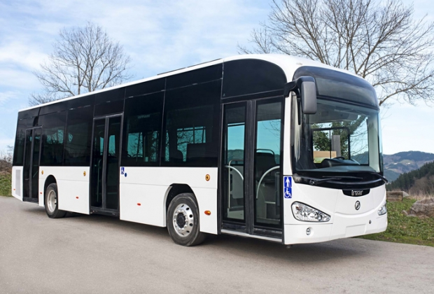 Spanish Irizar in ZeEUS project