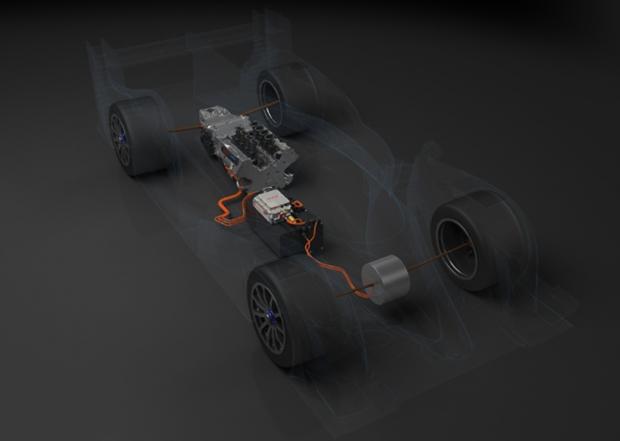 La tecnología híbrida, el alma de Toyota Racing