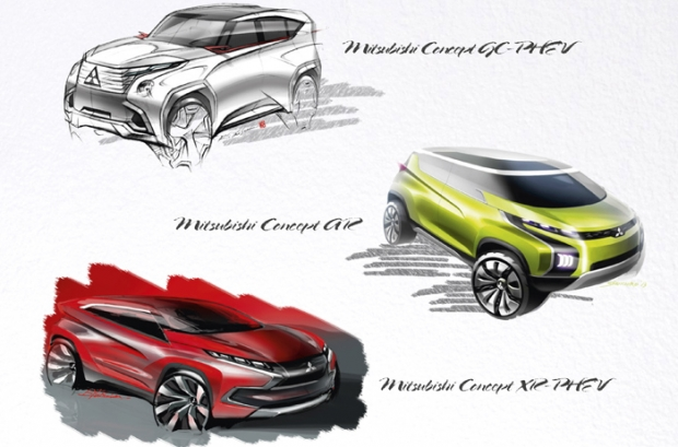 Mitsubishi Electric Car news