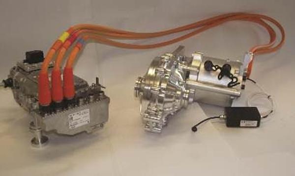 Zytek presents ultra-high-speed motor